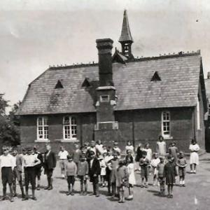 All Saints School c. 1930s2