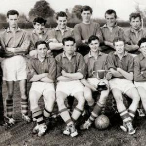 Coldham Hall Football Club 1960s