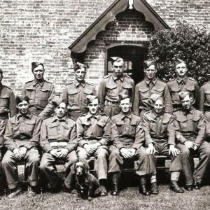 Lawshall Home Guard